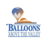 Balloons Above the Valley- white bkgd