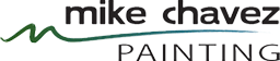 Mike Chavez Painting logo